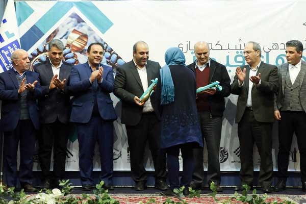 تقدیر میراثه از مهندس کلایی شهردار مشهد
