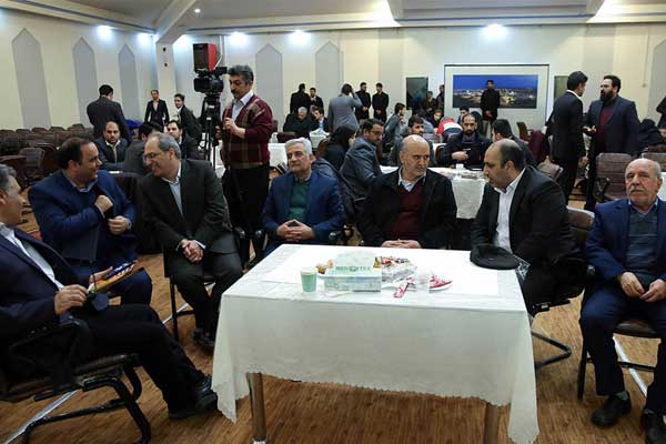 مسؤولین دولتی حاضر در رویداد شتاب دهی به شبکه سازی سنگهای قیمتی و فلزات گرانبها