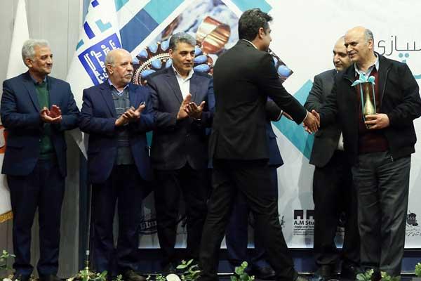 تقدیر میراثه از مهندس نوروزی رئیس کمیسیون اقتصادی شورای اسلامی شهر مشهد
