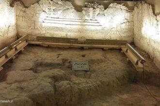 محوطه باستانی بندیان